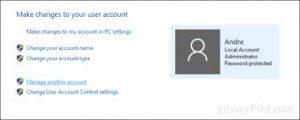Wie kann ich meinen Benutzernamen oder mein Passwort ändern
